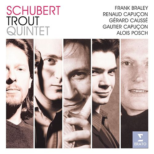 Play & Download Piano Quintet 'The Trout' by Franz Schubert | Napster