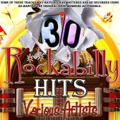30 Rockabilly Hits von Various Artists