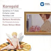 Play & Download Symphany in F Sharp (Encore Series) by Erich  Korngold | Napster