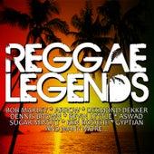 Reggae Legends von Various Artists