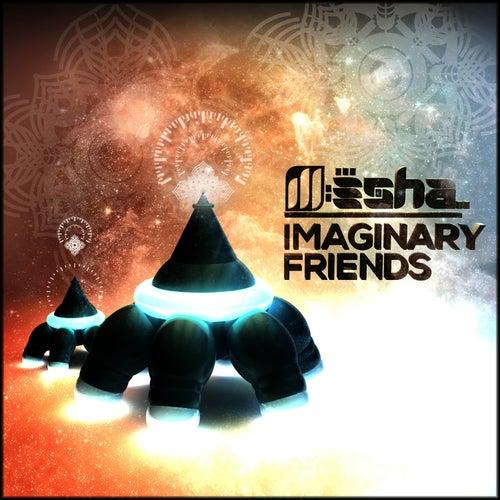 Imaginary Friends by Ill-Esha