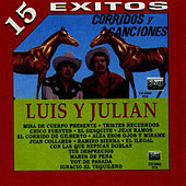Corridos y Canciones (15 Exitos) by Luis Y Julian