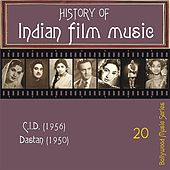 Play & Download History of Indian Film Music: [C.I.D. (1956), Dastan (1950)], Vol.  20 by Various Artists | Napster