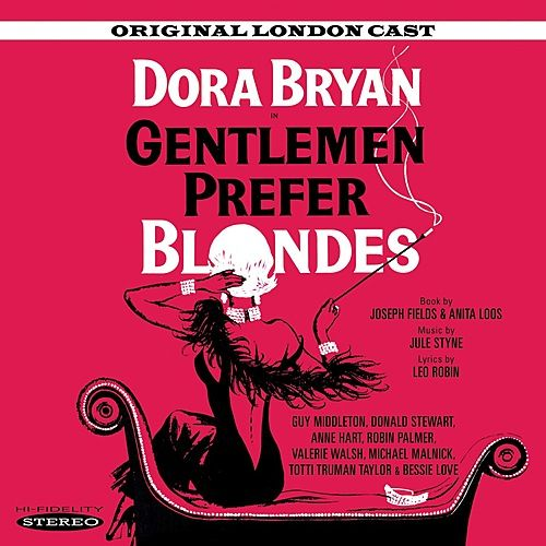 Play & Download Gentlemen Prefer Blondes (Original London Cast) by Various Artists | Napster