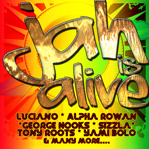 Jah Is Alive by Various Artists