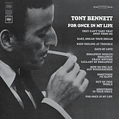 For Once In My Life by Tony Bennett