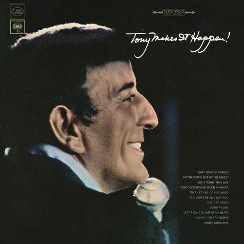 Play & Download Tony Makes It Happen! by Tony Bennett | Napster