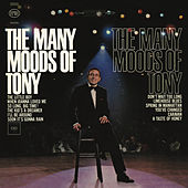 Play & Download The Many Moods Of Tony by Tony Bennett | Napster