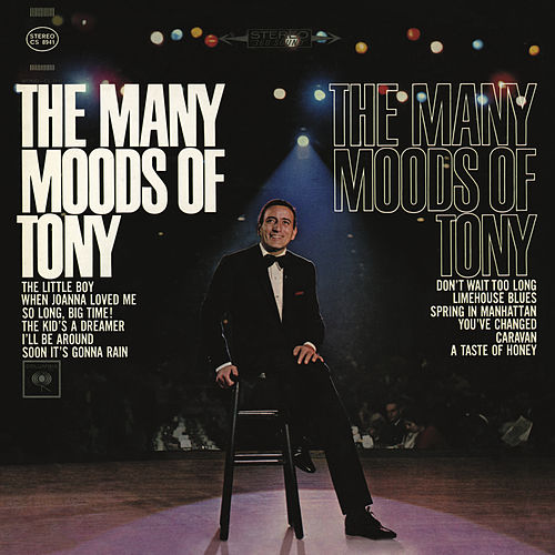 The Many Moods Of Tony by Tony Bennett