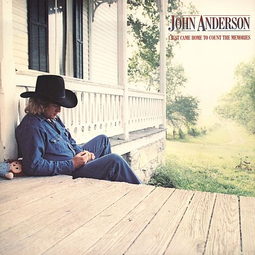 Play & Download I Just Came Home To Count The Memories by John Anderson | Napster