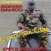 Play & Download Je suis candidat (Elections générales) by Adama Dahico | Napster