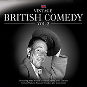 Vintage British Comedy (1) - Volume 2 by Various Artists