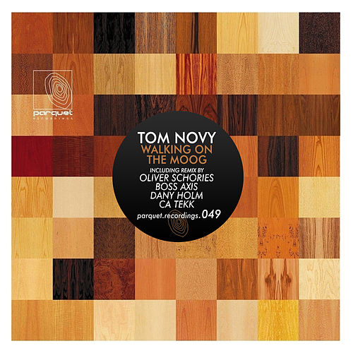 Play & Download Walking On the Moog by Tom Novy | Napster