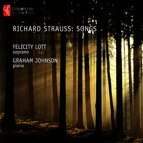Play & Download Strauss: Songs by Felicity Lott | Napster