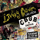 Live From Cbgb's by Living Colour