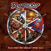 Tales from the Emerald Sword Saga (Best Of) by Rhapsody