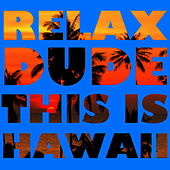Relax Dude This Is Hawaii by Waikiki Hawaiian Guitars