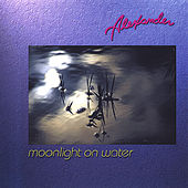 Moonlight On Water by Alexander