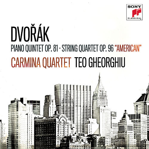 Play & Download Dvorák: Piano Quintet Op. 81 / String Quartet Op. 96,