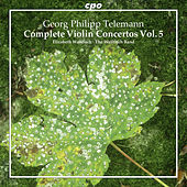 Telemann: Complete Violin Concertos, Vol. 5 by Various Artists