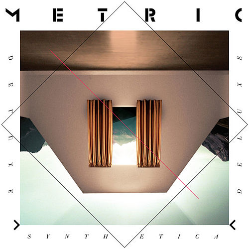 Play & Download Synthetica Deluxe by Metric | Napster