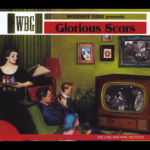 Glorious Scars by Woodbox Gang