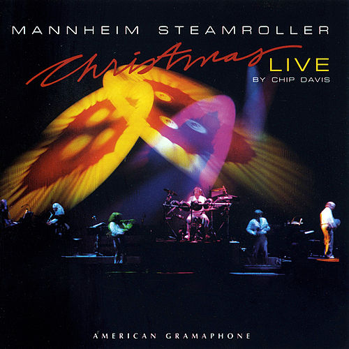 Christmas Live by Mannheim Steamroller