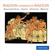 Walton conducts Walton by Sir William Walton