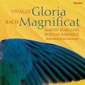 Bach: Magnificat/Vivaldi: Gloria di Martin Pearlman