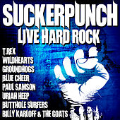 Suckerpunch: Live Hard Rock von Various Artists