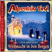Play & Download Weihnacht in den Bergen by Alpentrio Tirol | Napster