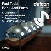 Play & Download Back And Forth by Paul Todd | Napster