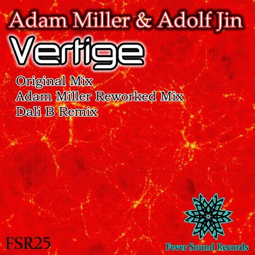Play & Download Vertige by Adam Miller | Napster