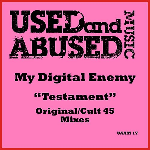 Testament by My Digital Enemy