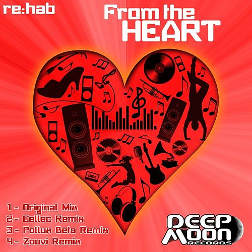 Play & Download From The Heart by Rehab | Napster