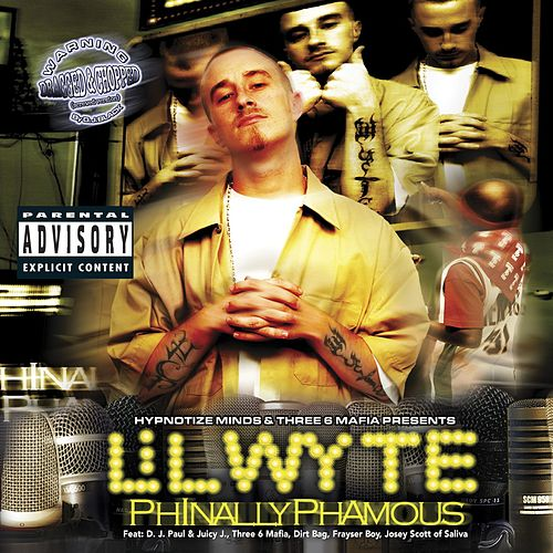 Play & Download Phinally Phamous Chopped & Screwed by Lil Wyte | Napster