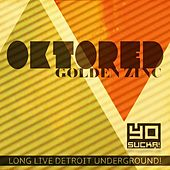 Golden Zinc EP by Oktored