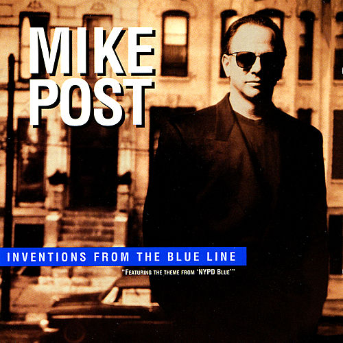 Play & Download Inventions From The Blue Line by Mike Post | Napster