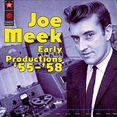 Early Productions '55-'58 by Various Artists