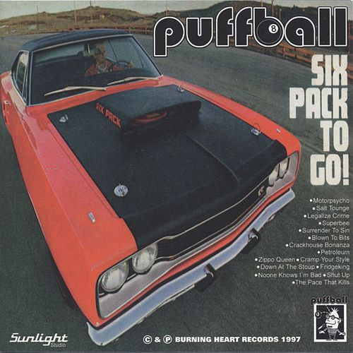 Play & Download Six Pack to Go by Puffball | Napster