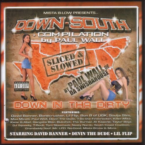 Play & Download Down In Tha Dirty: Sliced & Slow by Various Artists | Napster