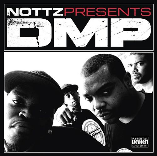 Nottz Presents: DMP The Mixtape by Nottz