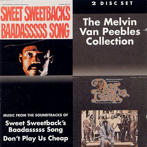 The Melvin Van Peebles Collection by Melvin Van Peebles
