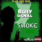 Smoke - Single by Busy Signal