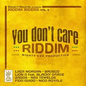 You Don't Care Riddim (Riddim Riders, Vol. 1) by Christafari