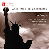 Play & Download American Violin Concertos by Ittai Shapira | Napster