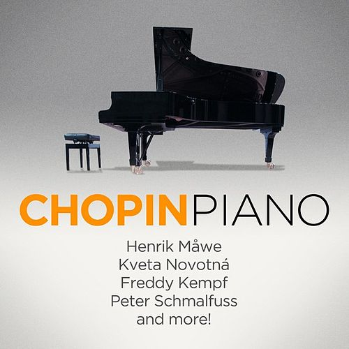 Chopin Piano by Various Artists