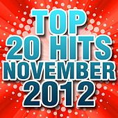 Top 20 Hits November 2012 by Piano Tribute Players