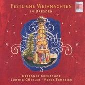 Festliche Weihnachten in Dresden von Various Artists