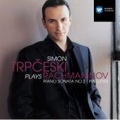 Piano Sonata No. 2 / Preludes by Sergei Rachmaninov
